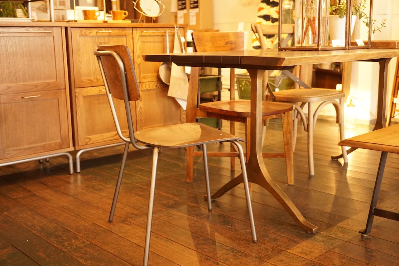 Journal standard furniture CLIO CHAIR VINTAGE BK