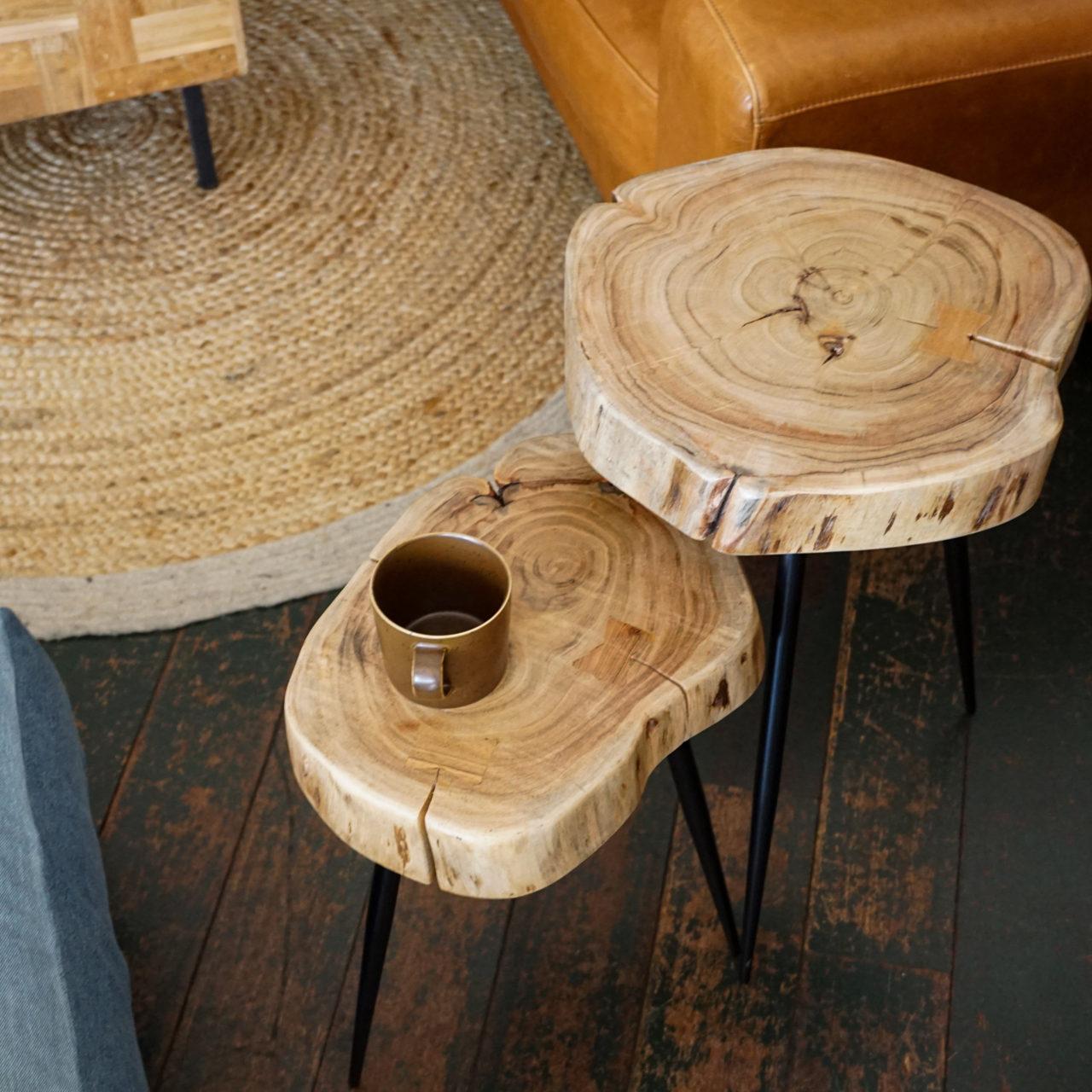La Forma ROUSY SIDE TABLE